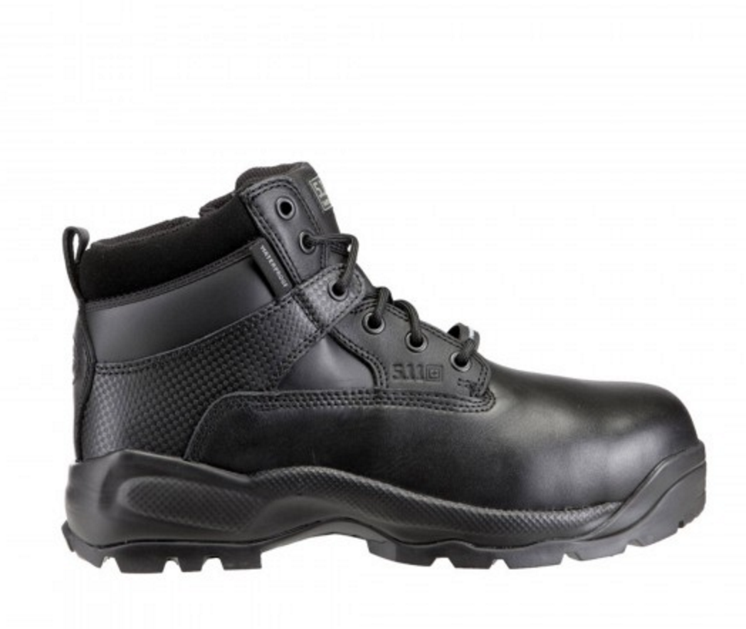 "5.11 MEN'S A.T.A.C. 6"" SHIELD SIDE ZIP ASTM BOOT"