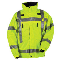 5.11 MEN'S 3-IN-1 REVERSIBLE HIGH-VISIBILITY PARKA