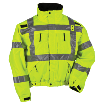 5.11 MEN'S REVERSIBLE HIGH-VISIBILITY JACKET